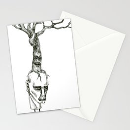 Tree Stacks Stationery Cards