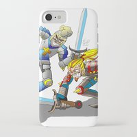 medieval iPhone & iPod Cases featuring Medieval by Mauro Squiz Daviddi