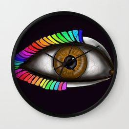 Eye See Wall Clock