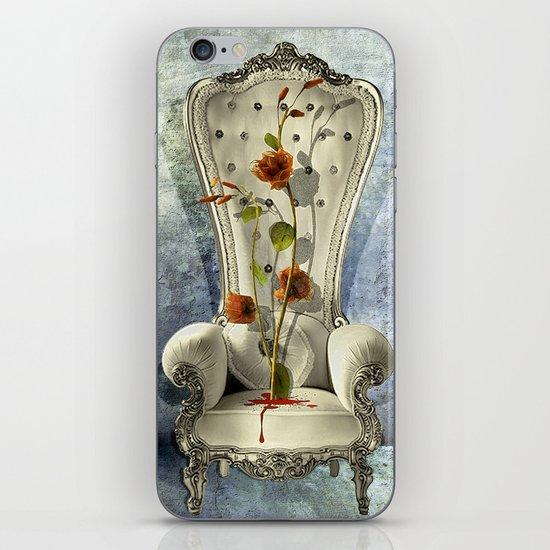 Queen Nature Is Bleeding iPhone & iPod Skin