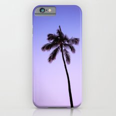 palm tree ver.violet iPhone 6s Slim Case
