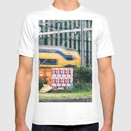 Commuter Train T-shirt