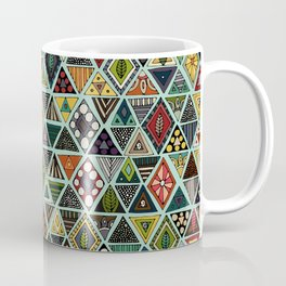 sun bear geo mint Coffee Mug