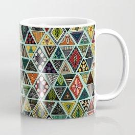 sun bear geo mint Coffee Mug