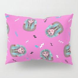 California Pink King Tut Pillow Sham