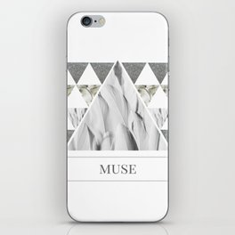 Muse Art iPhone Skin