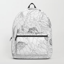King and Queen Proteas Backpack
