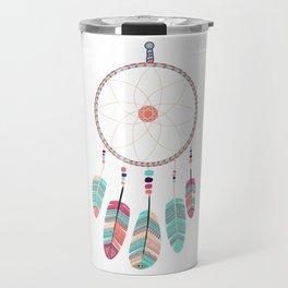 Tribal Dreams Travel Mug