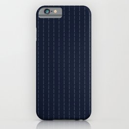 Conor Mcgregor SuiT F*ck You Navy iPhone Case