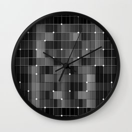 Transit Wall Clock