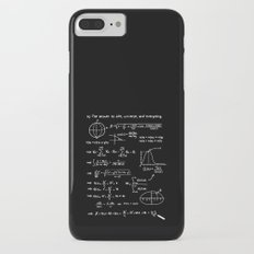 The answer to life, univers, and everything. iPhone 7 Plus Slim Case