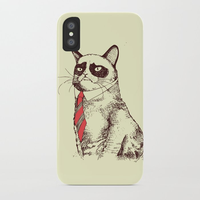 OH NO! Monday Again! iPhone Case