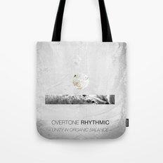 Overtone Rhythmic Tote Bag