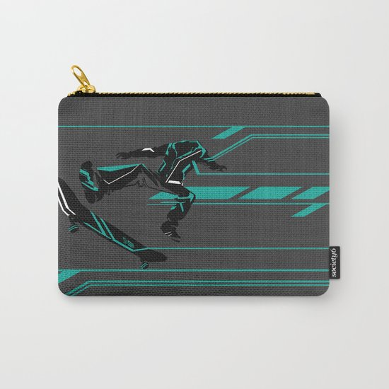 anonymous Carry-All Pouch