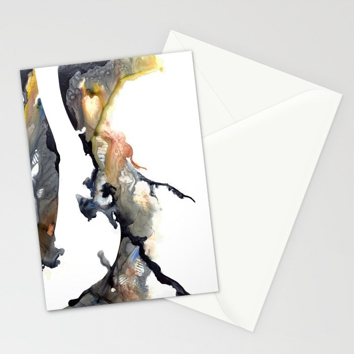 Bio Infectious Stationery Cards