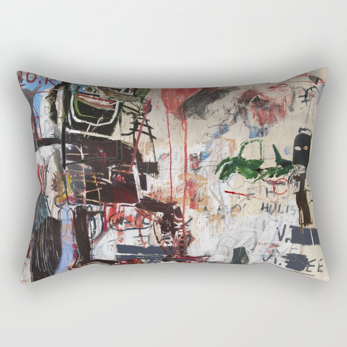 Crazy Crazy Rectangular Pillow