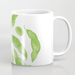 Edamame beans illustration Coffee Mug
