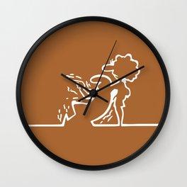 La Linea - The moments 1 Wall Clock