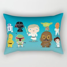 The force Rectangular Pillow