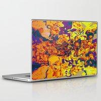 eggs Laptop & iPad Skins featuring Eggs. by Venus Flytrap