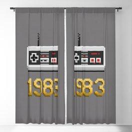 1983 [Pixel Art] Blackout Curtain