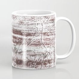 Gray blurred watercolor Coffee Mug