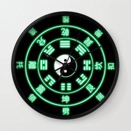 Gentle Fist Wall Clock