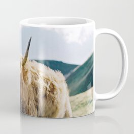 Portrait of a Highland Coo Coffee Mug