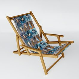 Blues Sling Chair