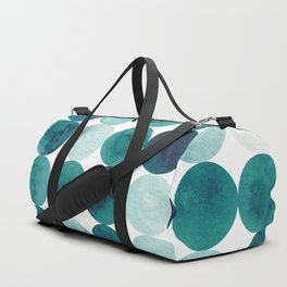 Block print 02 Duffle Bag