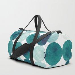 Block print 02 Duffle Bag
