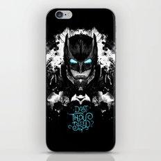 Dost Thou Bleed? iPhone & iPod Skin