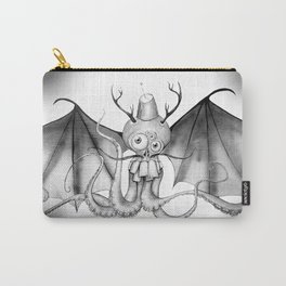 MonoChro-Monster Carry-All Pouch