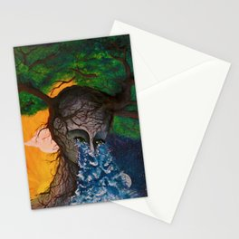 Weep Stationery Cards