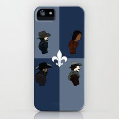 The Musketeers iPhone (5, 5s) Slim Case