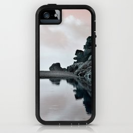 Reflections Of A Floating Coast iPhone Case