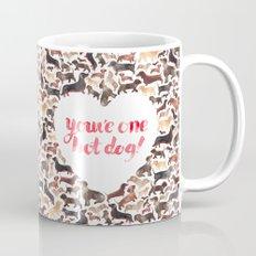 One Hot Dog Mug