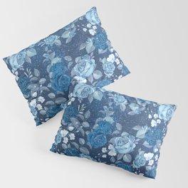 Cosmic Flowers II Pillow Sham