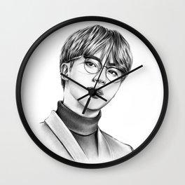 Kim Seokjin Wall Clock