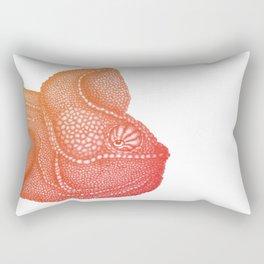 Ombre Chameleon Rectangular Pillow
