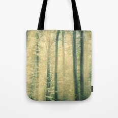 into the woods 16 Tote Bag