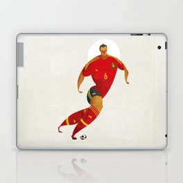 Iniesta Laptop & iPad Skin
