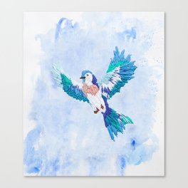 Hoopless: Fly Away Canvas Print