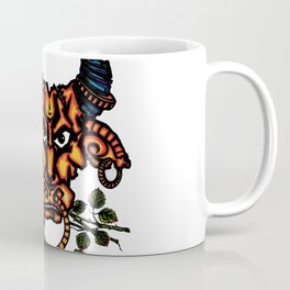 A BULL -Bull symbolizes strength Coffee Mug
