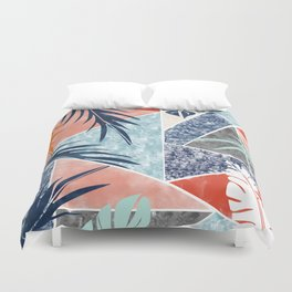 Tropicalia Duvet Cover