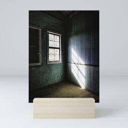 Looking for truth Mini Art Print