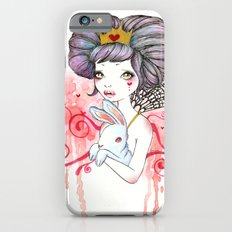 Princess with bunny iPhone 6s Slim Case