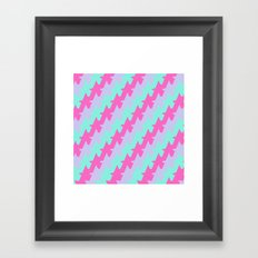 A For Awesome Framed Art Print