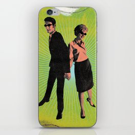 ready for romance iPhone Skin