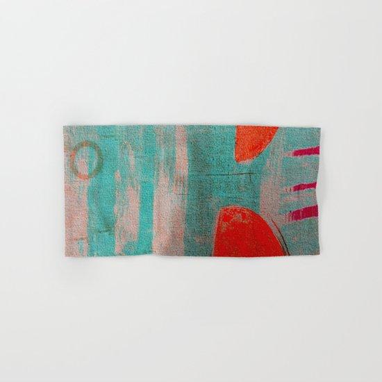 Peixe Rabo de Pente Hand & Bath Towel
